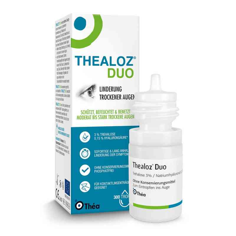 Thealoz Duo Augentropfen bei apotheke.at bestellen
