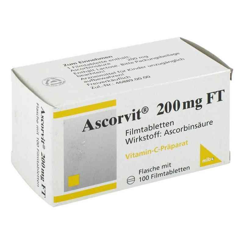 Ascorvit 200 mg Ft Filmtabletten  bei apotheke.at bestellen
