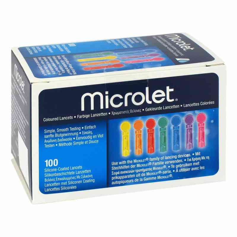 Microlet Lanzetten bei apotheke.at bestellen