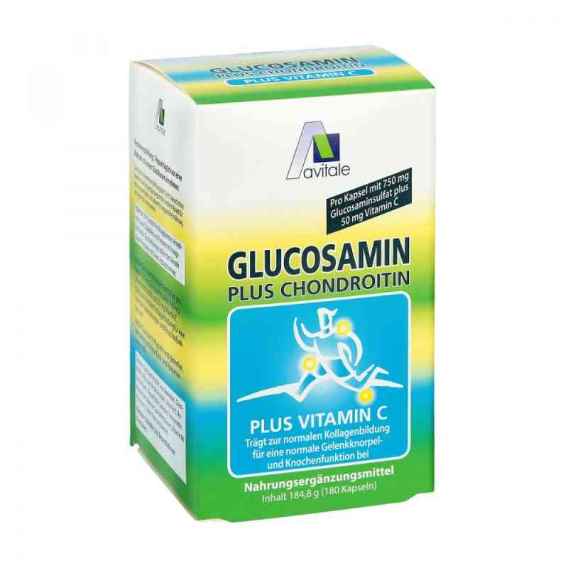 Glucosamin 750 mg+Chondroitin 100 mg Kapseln  bei apotheke.at bestellen