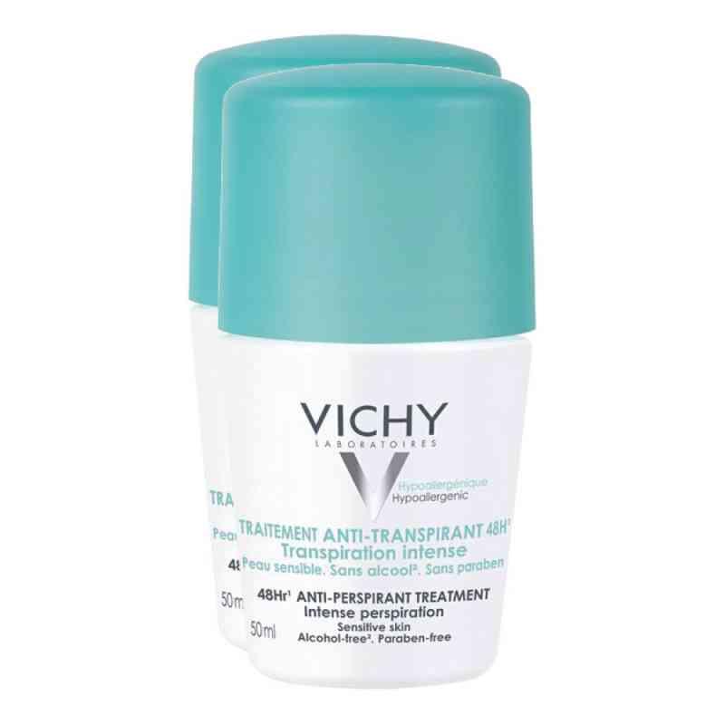 Vichy Deo Roll on Anti Transpirant 48h Doppelpack  bei apotheke.at bestellen