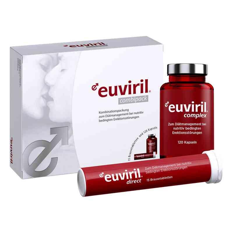 Euviril Combipack Kapseln+brausetabl.  bei apotheke.at bestellen