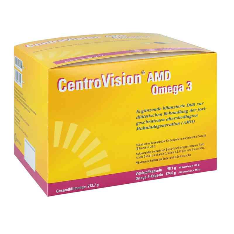 Centrovision Amd Omega 3 Kapseln  bei apotheke.at bestellen