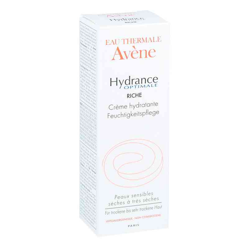 Avene Hydrance Optimale riche Creme bei apotheke.at bestellen