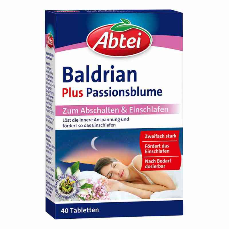Abtei Baldrian Plus Passionsblume bei apotheke.at bestellen