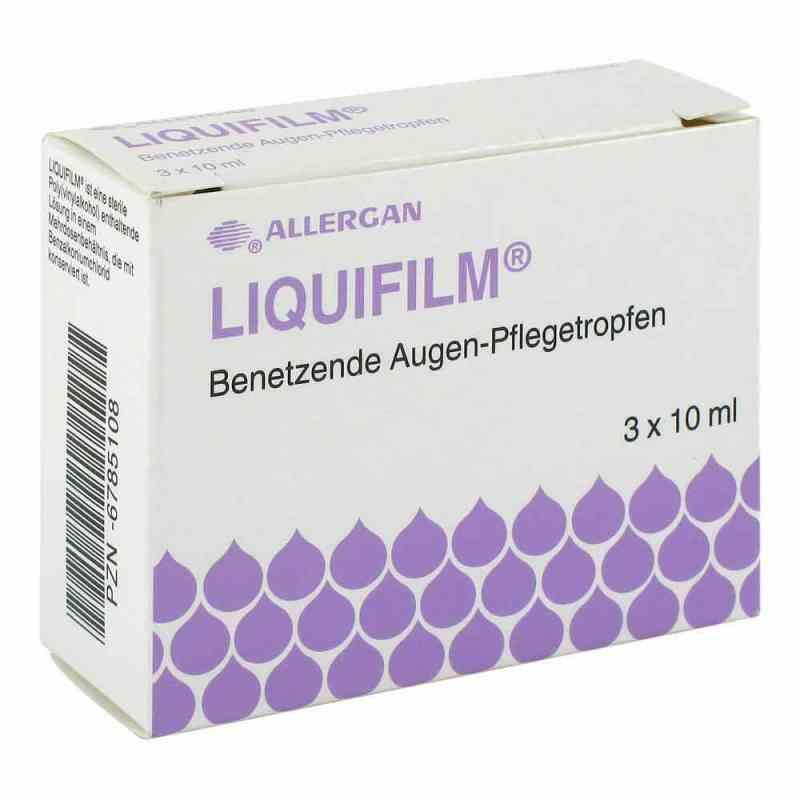 Liquifilm Benetzende Augen Pflegetropfen bei apotheke.at bestellen