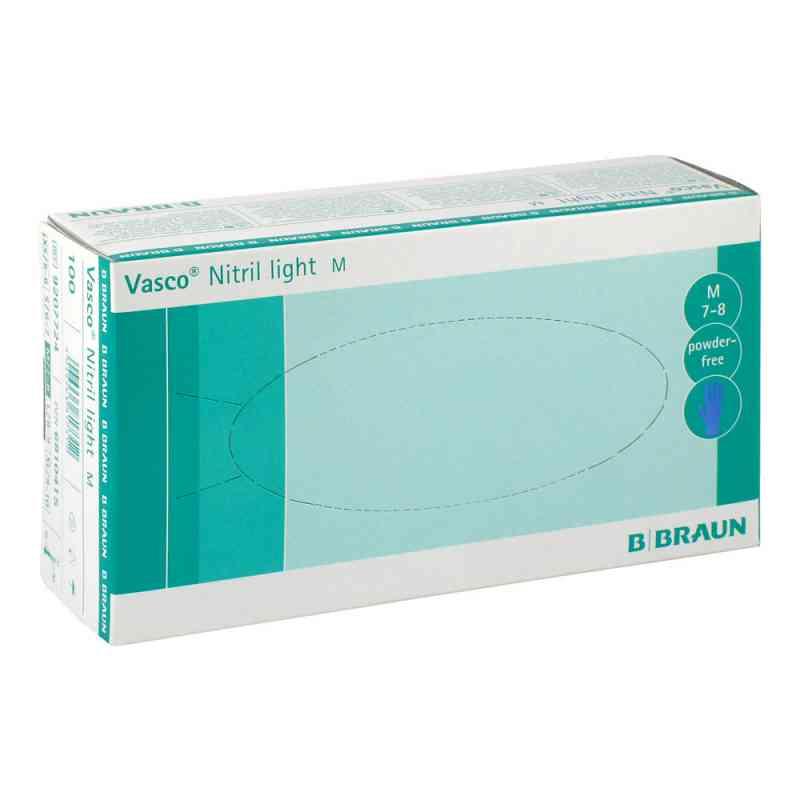 Vasco Nitril light Untersuchungshandschuhe Größe m  bei apotheke.at bestellen