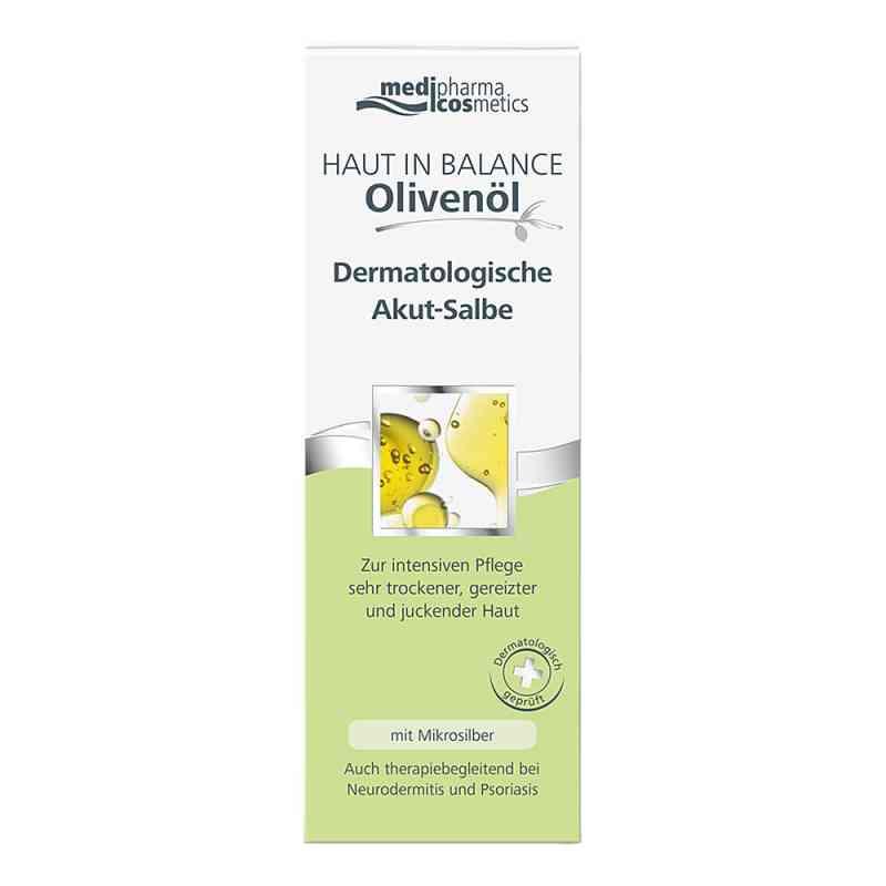 Haut In Balance Olivenöl Derm.akut Salbe bei apotheke.at bestellen