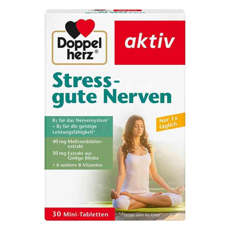 Doppelherz Stress gute Nerven Tabletten  bei apotheke.at bestellen
