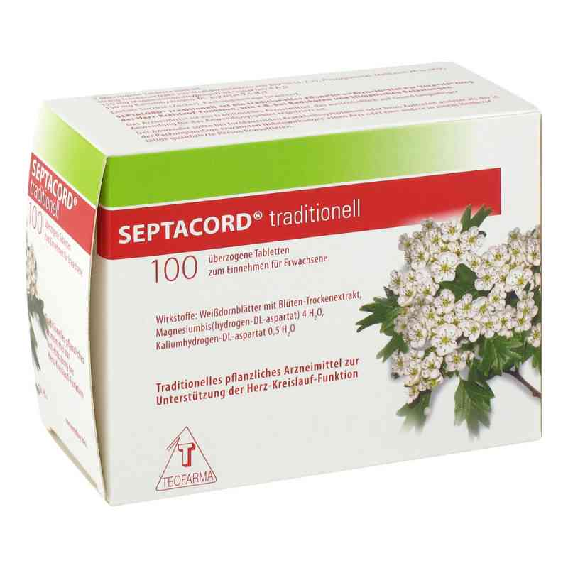 Septacord traditionell überzogene Tabletten  bei apotheke.at bestellen
