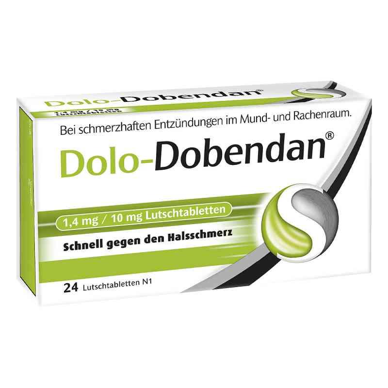 Dolo-Dobendan gegen Halsschmerzen 1,4mg/10mg  bei apotheke.at bestellen