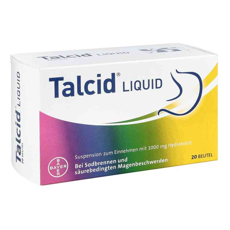 Talcid Liquid  bei apotheke.at bestellen