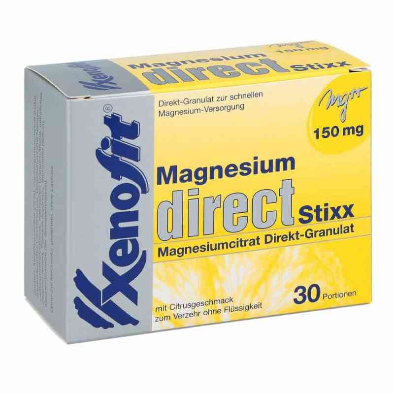 Xenofit Magnesium direct Stixx Granulat bei apotheke.at bestellen