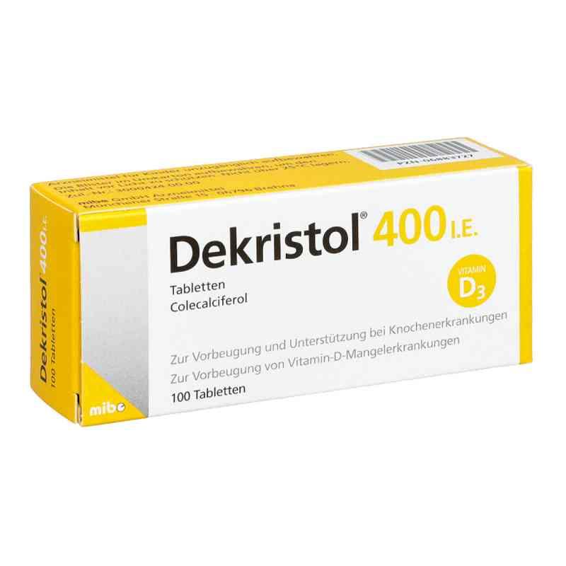 Dekristol 400 I.e. Tabletten bei apotheke.at bestellen