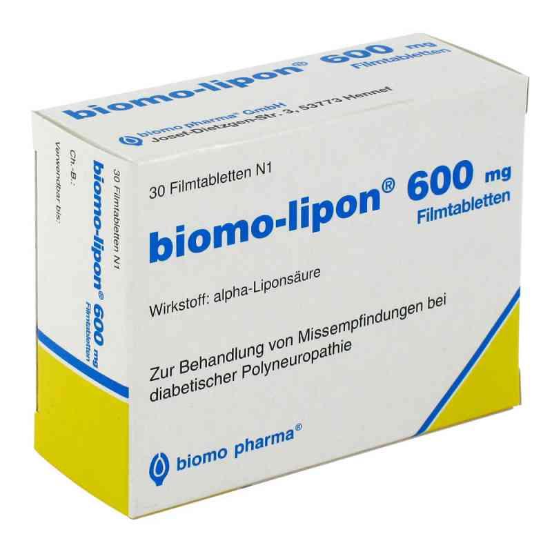 Biomo-Lipon 600  bei apotheke.at bestellen