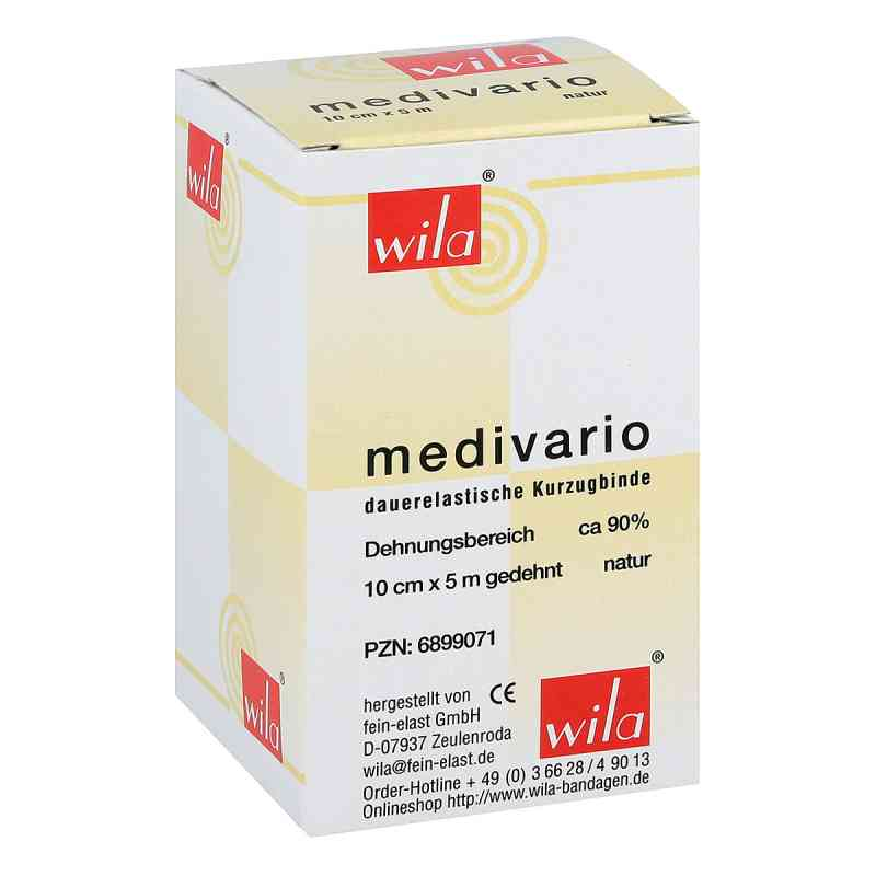 Medivario Binde 5mx10cm natur  bei apotheke.at bestellen