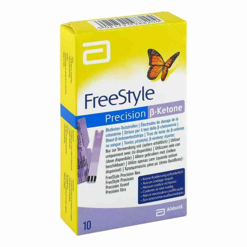 Freestyle Precision Beta Ketone Blutketon Teststr.  bei apotheke.at bestellen