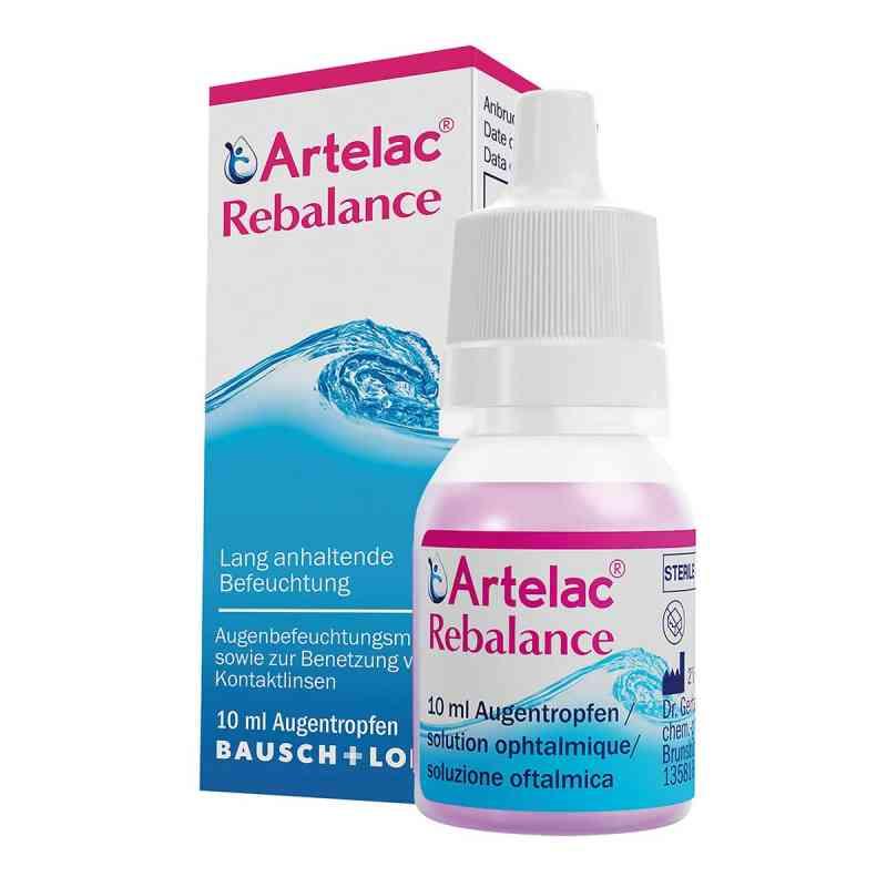 Artelac Rebalance Augentropfen  bei apotheke.at bestellen