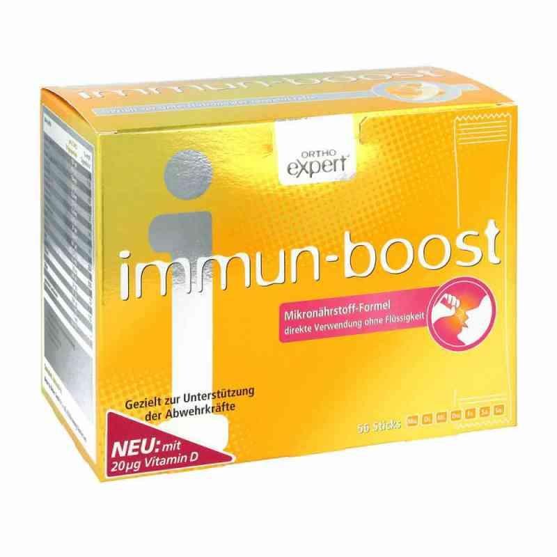 Immun-boost Orthoexpert Direktgranulat  bei apotheke.at bestellen
