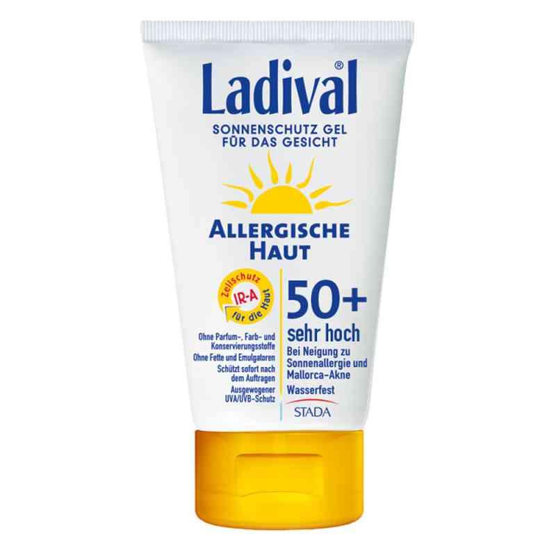Ladival allergische Haut Gel Gesicht Lsf 50+ bei apotheke.at bestellen