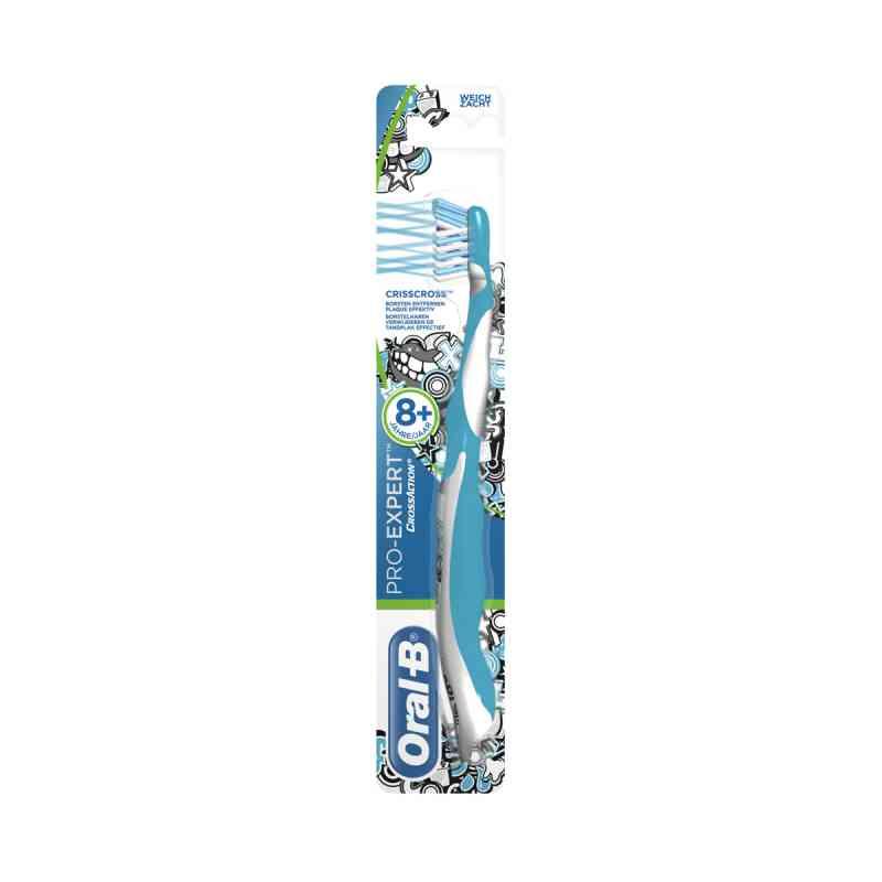 Oral B Proexpert Crossaction 8+ Jahren Zahnbürste  bei apotheke.at bestellen