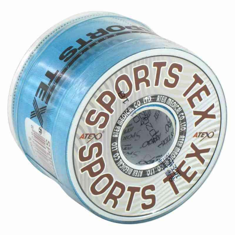 Kinesio Sports Tex Tape 5cmx5m blau  bei apotheke.at bestellen