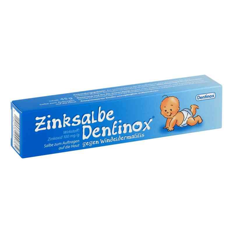 Zinksalbe Dentinox bei apotheke.at bestellen