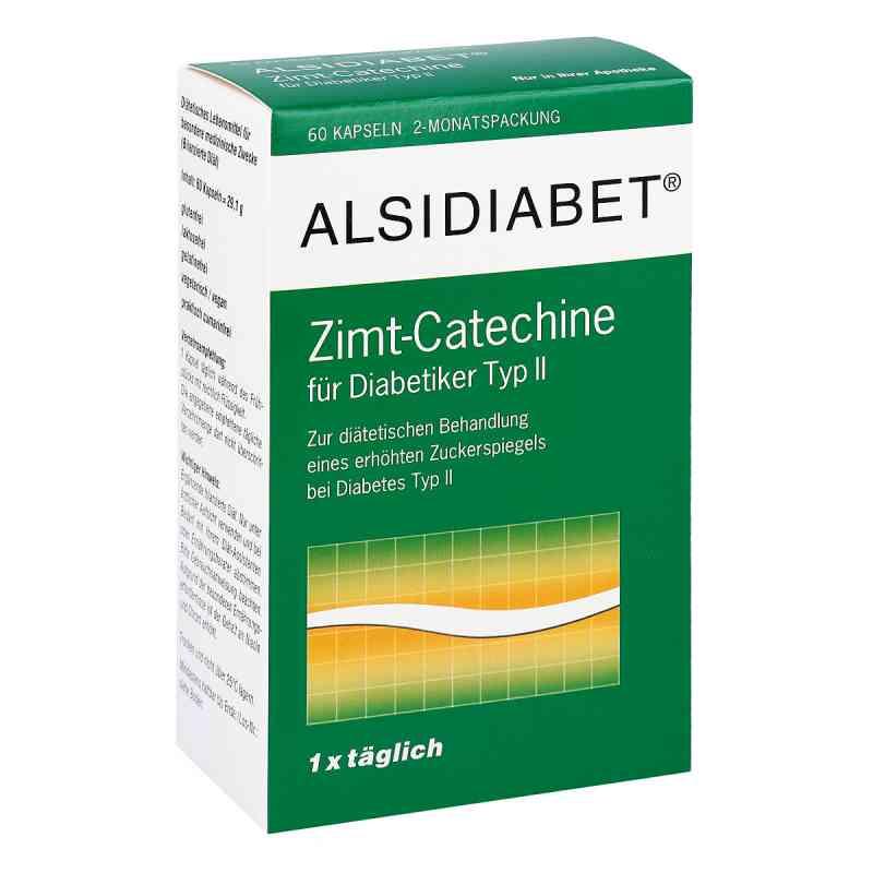 Alsidiabet Zimt Catechine für Diab.Typ Ii Kapseln  bei apotheke.at bestellen