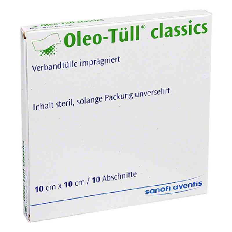 Oleo Tüll Classics 10x10 cm bei apotheke.at bestellen