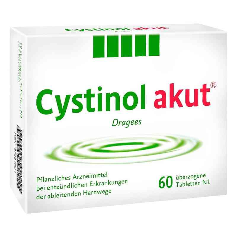 Cystinol akut Dragees bei apotheke.at bestellen
