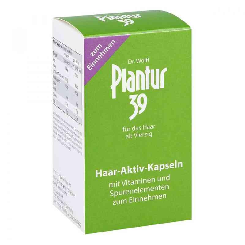 Plantur 39 Haar Aktiv Kapseln bei apotheke.at bestellen