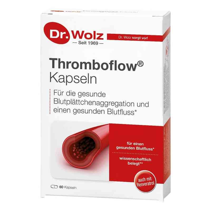 Thromboflow Kapseln Doktor wolz  bei apotheke.at bestellen