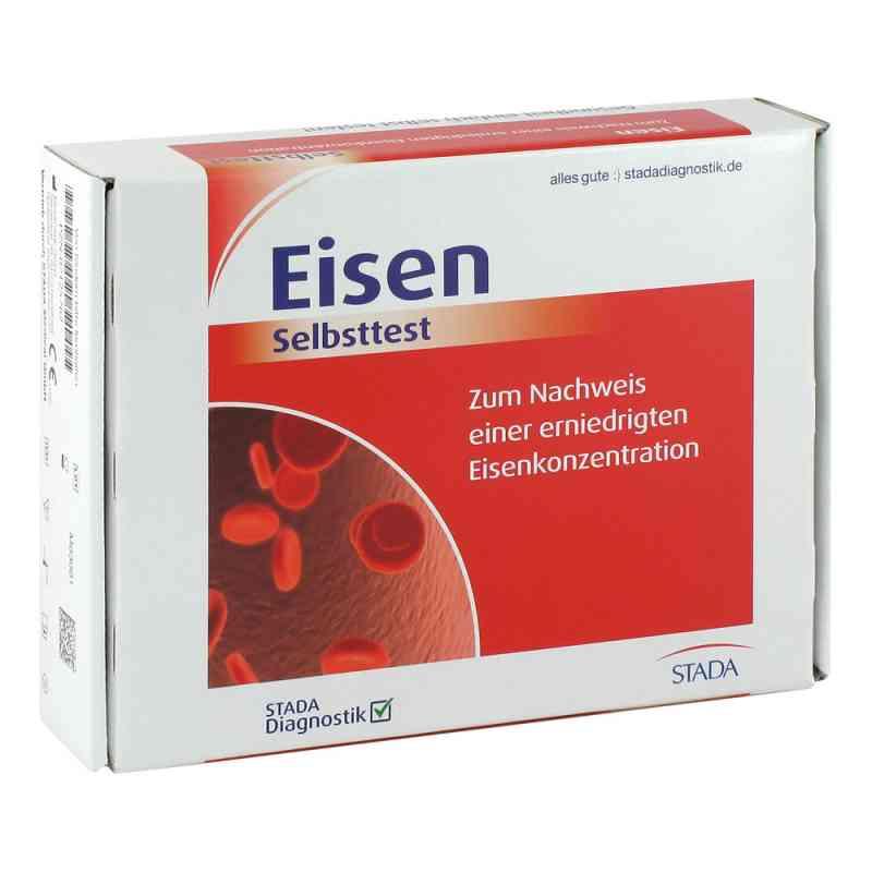 Stada Diagnostik Eisen Selbsttest  bei apotheke.at bestellen