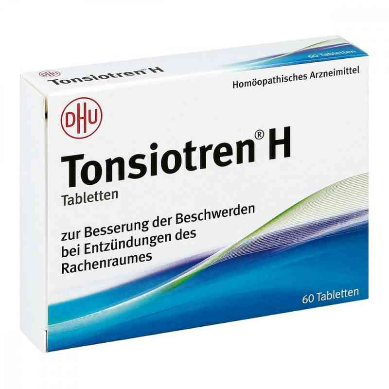 Tonsiotren H Tabletten bei apotheke.at bestellen
