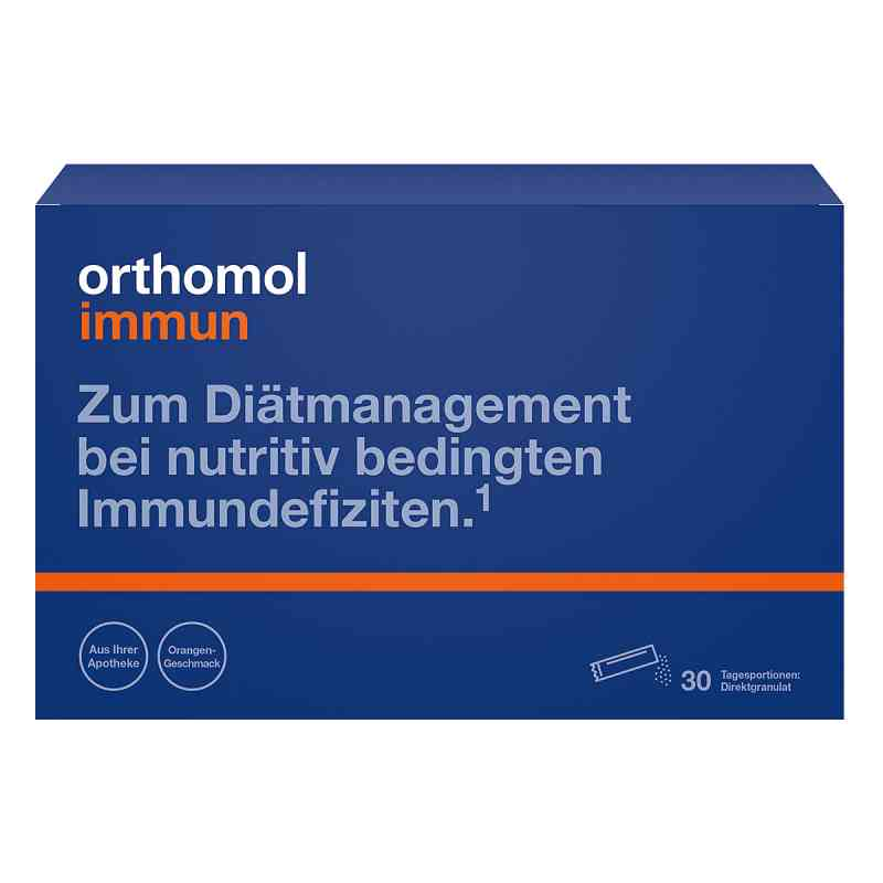 Orthomol Immun Direktgranulat Orange bei apotheke.at bestellen