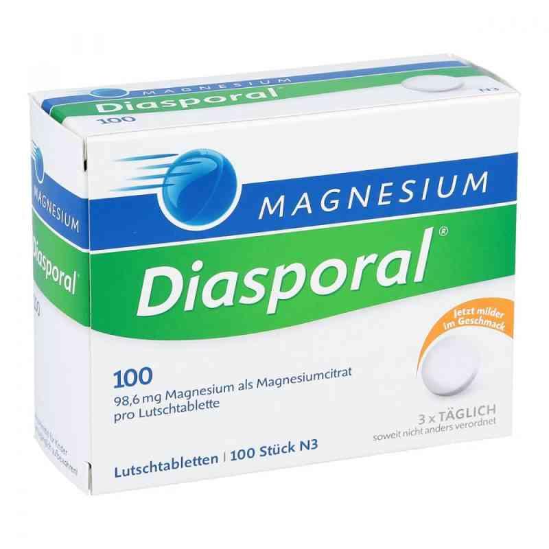 Magnesium Diasporal 100 Lutschtabletten bei apotheke.at bestellen