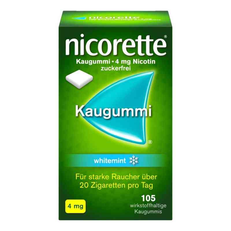 Nicorette 4mg whitemint  bei apotheke.at bestellen