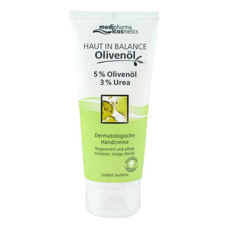 Haut In Balance Olivenöl Handcreme 5% bei apotheke.at bestellen