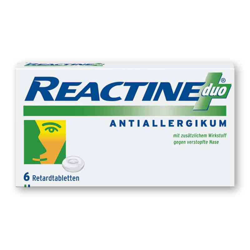 Reactine duo bei apotheke.at bestellen