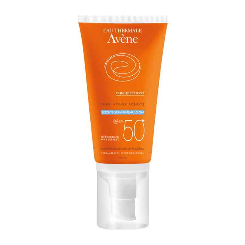 Avene Sunsitive Sonnenemulsion Spf 50+o,duftst.  bei apotheke.at bestellen
