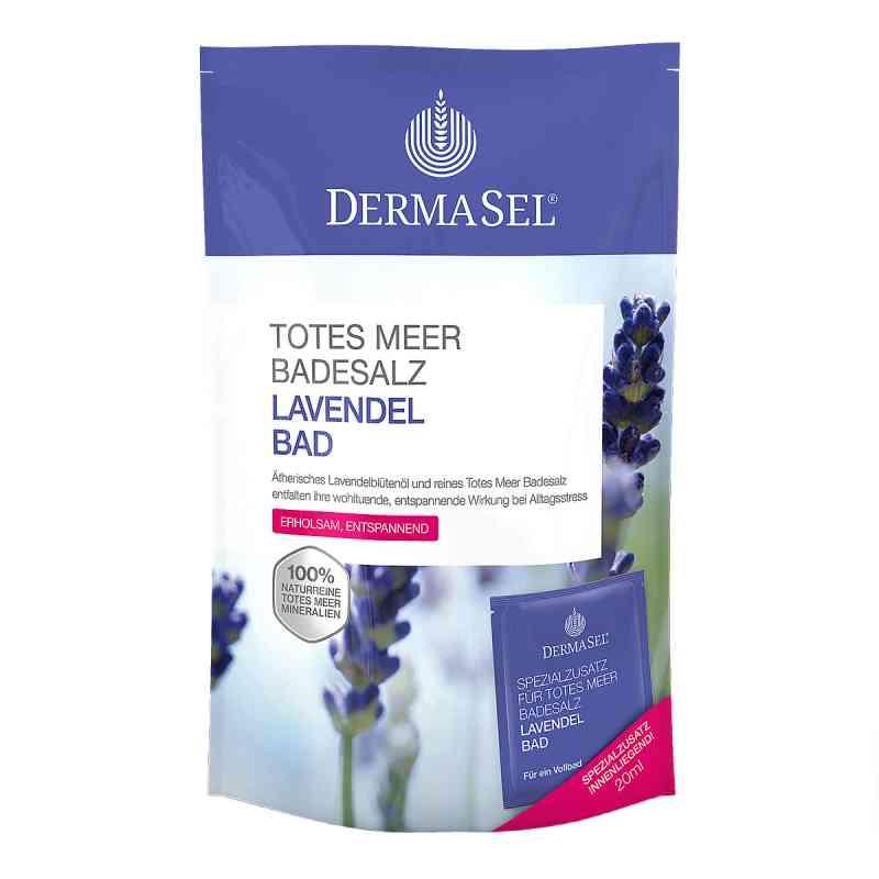 Dermasel Totes Meer Badesalz+lavendel Spa bei apotheke.at bestellen