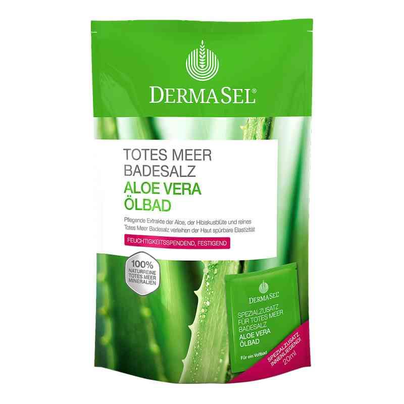 Dermasel Totes Meer Badesalz+aloe Vera Spa bei apotheke.at bestellen