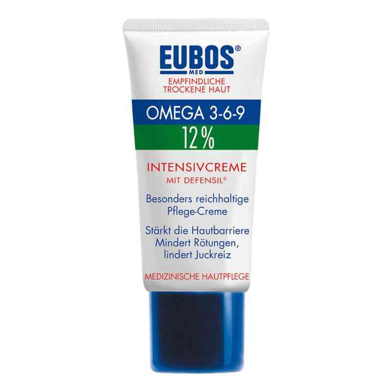 Eubos Empfindl. Haut Omega 3-6-9 Intens.creme  bei apotheke.at bestellen