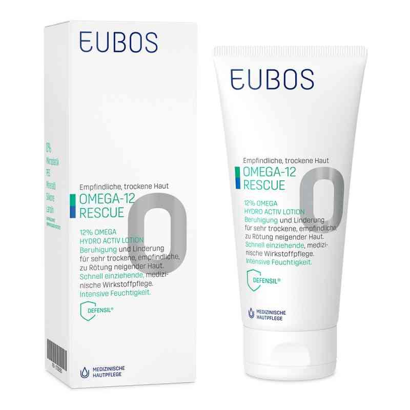 Eubos Empfindl. Haut Omega 3-6-9 Hydroactiv Lotion  bei apotheke.at bestellen