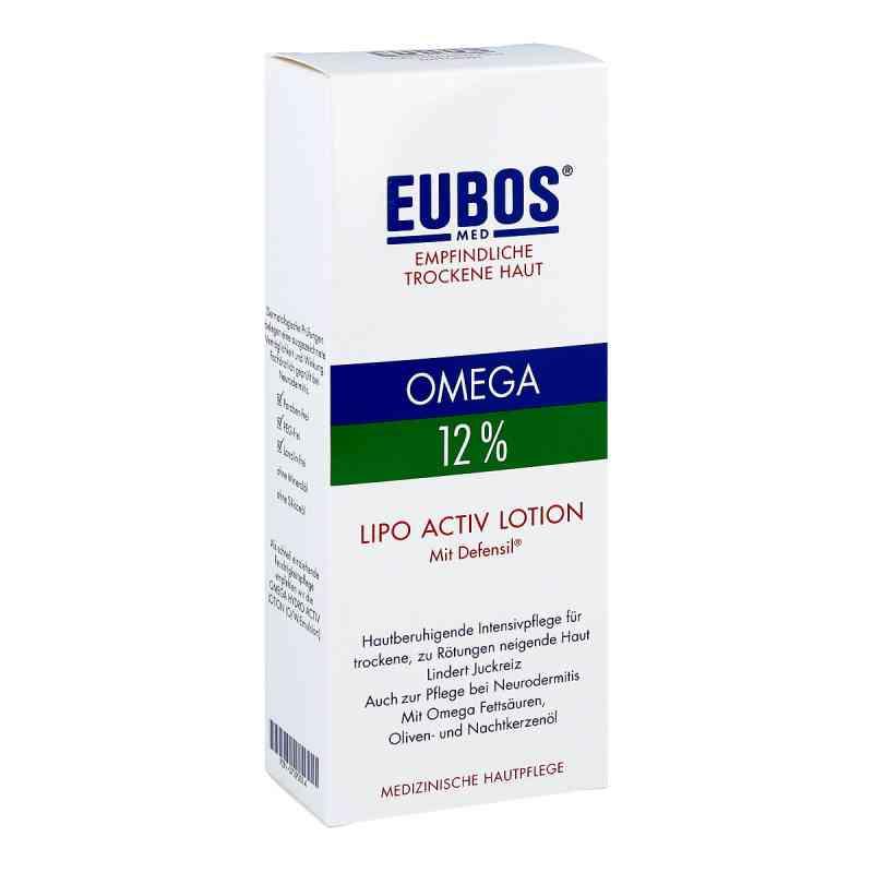 Eubos Empfindl. Haut Omega 3-6-9 Lipo Activ Lotion bei apotheke.at bestellen