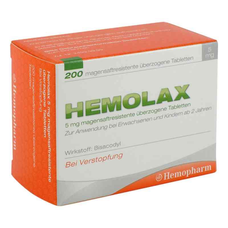 Hemolax 5mg bei apotheke.at bestellen