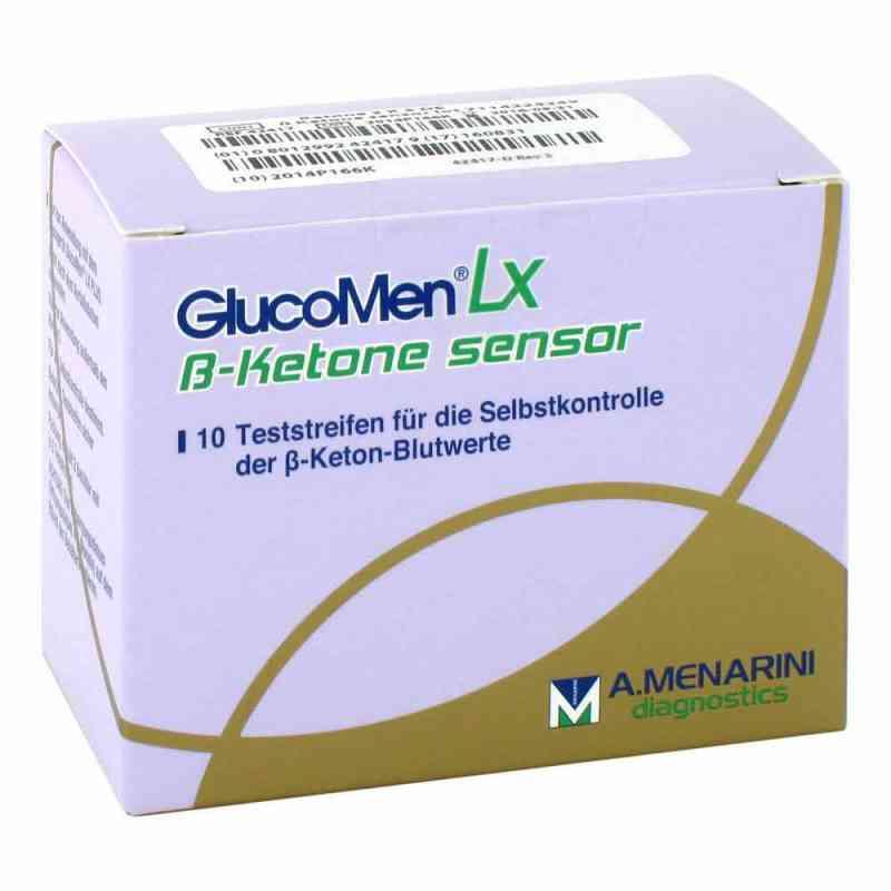 Glucomen Lx Plus Ketone Sensor Teststreifen  bei apotheke.at bestellen