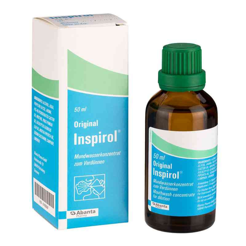 Inspirol Original Lösung  bei apotheke.at bestellen