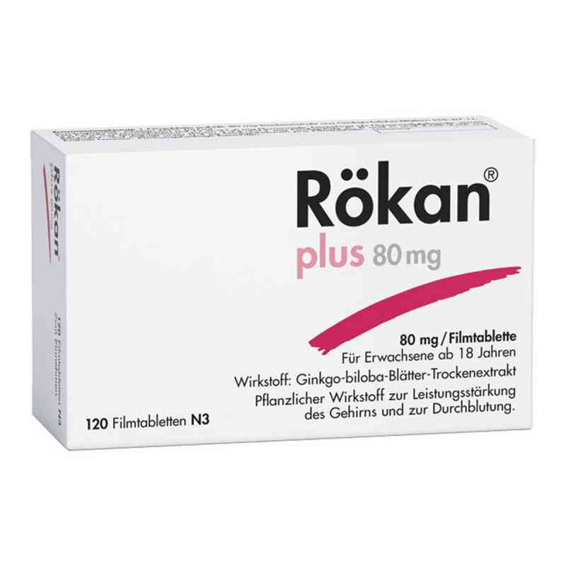 Rökan plus 80mg  bei apotheke.at bestellen
