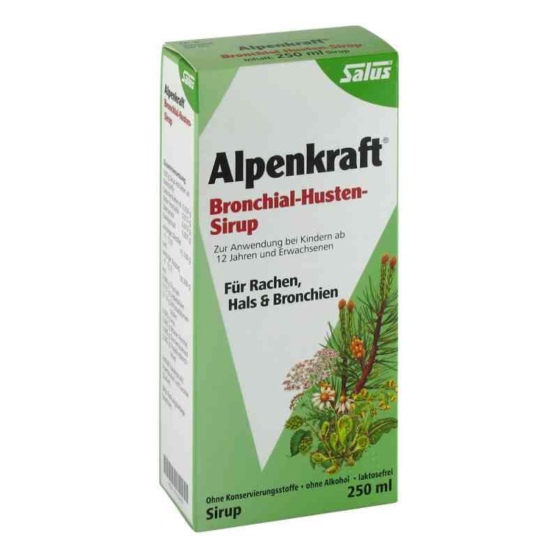 Alpenkraft Bronchial-husten-sirup Salus bei apotheke.at bestellen